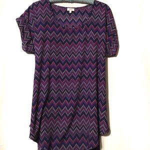 Pixley dress with belt style SF7033D medium EUC